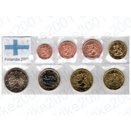 Finlandia - Blister 2006 FDC