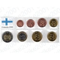 Finlandia - Blister 2008 FDC