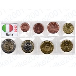 Italia - Blister 2017 FDC