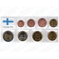 Finlandia - Blister 2009 FDC