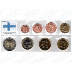 Finlandia - Blister 2010 FDC