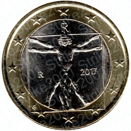 Italia 2017 - 1€ FDC