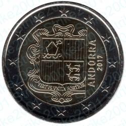Andorra 2017 - 2€ FDC