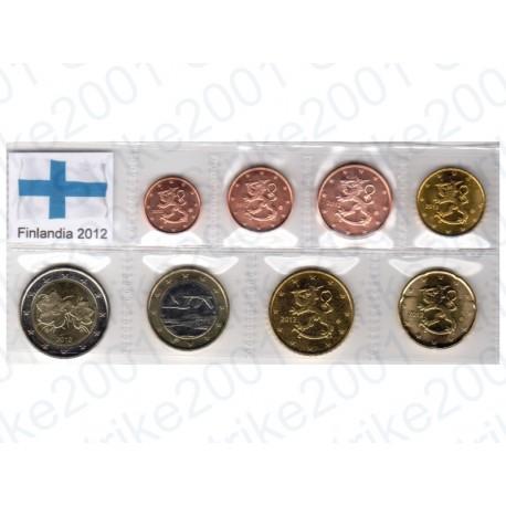 Finlandia - Blister 2012 FDC