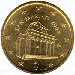San Marino 2004 - 10 Cent. FDC