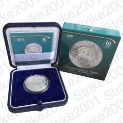 Italia - 10€ 2018 FS Cattedrale di Trani