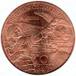 Austria - 10€ Rame 2012 FDC Provincia della Carinzia