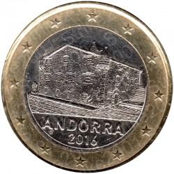 Andorra 2016 - 1€ FDC