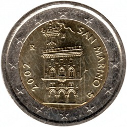 San Marino 2002 - 2€ FDC