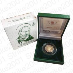 Vaticano - 2€ Comm. 2018 FS Padre Pio