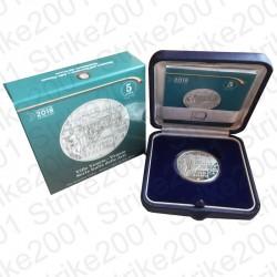 Italia - 5€ 2018 FS Ville Venete