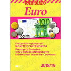 Catalogo Unificato Euro 2018/2019