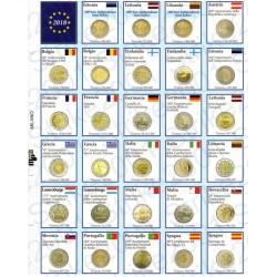 Kit Foglio Aggiornamento 2 Euro Comm. 2018 - Euro Junior