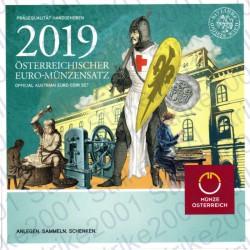 Austria - Divisionale Ufficiale 2019 FDC