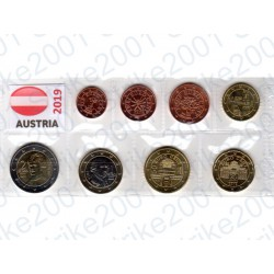 Austria - Blister 2019 FDC