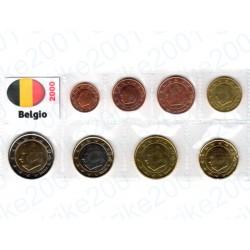 Belgio - Blister 2000 FDC