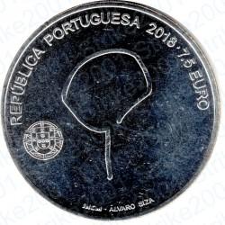 Portogallo - 7,5€ 2018 FDC Eduardo Souto De Moura