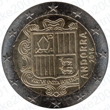 Andorra 2016 - 2€ FDC