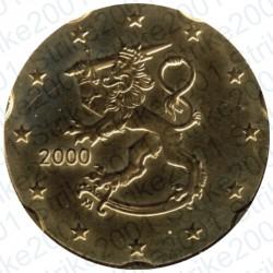 Finlandia 2000 - 20 Cent. FDC
