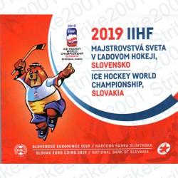 Slovacchia - Divisionale Ufficiale 2019 FDC ICE