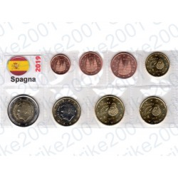 Spagna - Blister 2019 FDC