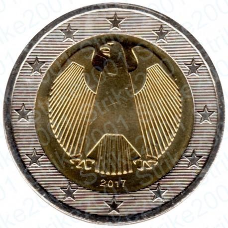Germania 2017 - 2€ FDC