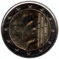 Olanda 2018 - 2€ FDC