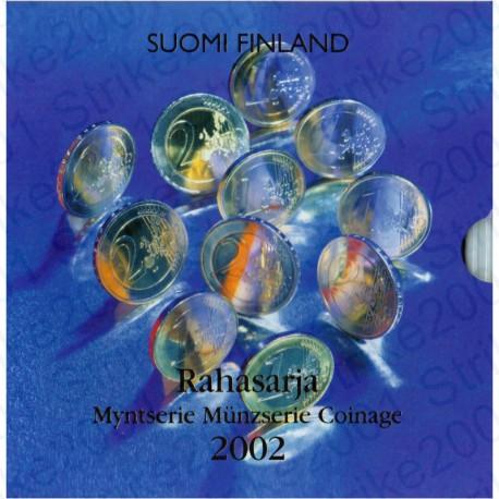 Finlandia - Divisionale Ufficiale 2002 FDC