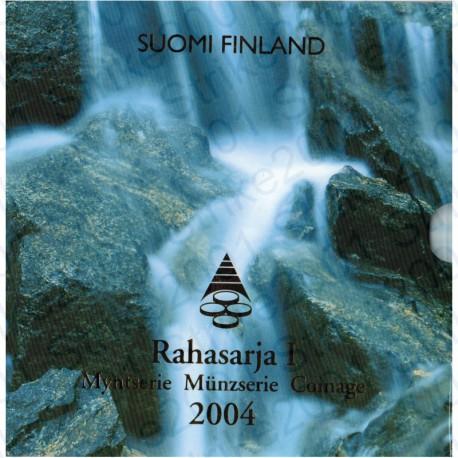 Finlandia - Divisionale Ufficiale 2004 FDC
