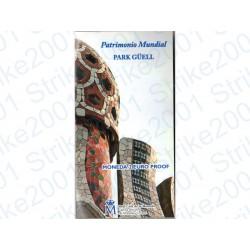 Spagna - 2€ Comm. 2014 FS Gaudì in Folder