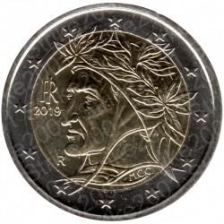 Italia 2019 - 2€ FDC
