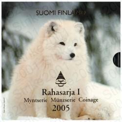 Finlandia - Divisionale Ufficiale 2005 FDC
