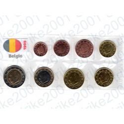Belgio - Blister 1999 FDC