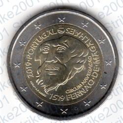Portogallo - 2€ Comm. 2019 FDC Ferdinando Magellano