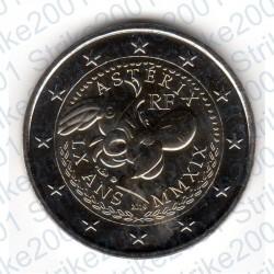 Francia - 2€ Comm. 2019 FDC 60° Asterix