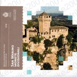 San Marino - Divisionale Ufficiale 2019 FDC