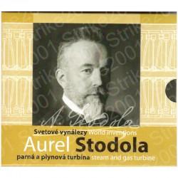 Slovacchia - Divisionale Ufficiale 2019 FDC Aurel Stodola