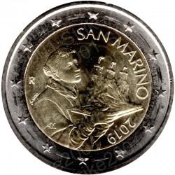 San Marino 2019 - 2€ FDC