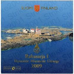 Finlandia - Divisionale Ufficiale 2009 FDC