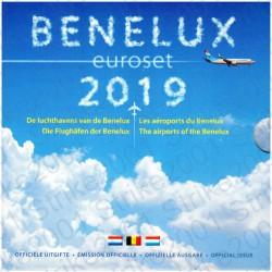 Belgio - Serie BENELUX 2019 FDC