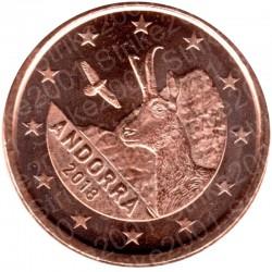 Andorra 2018 - 1 Cent. FDC