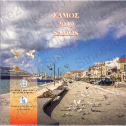 Grecia - Divisionale Ufficiale 2019 FDC