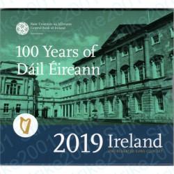 Irlanda - Divisionale 2019 FDC 9 Monete