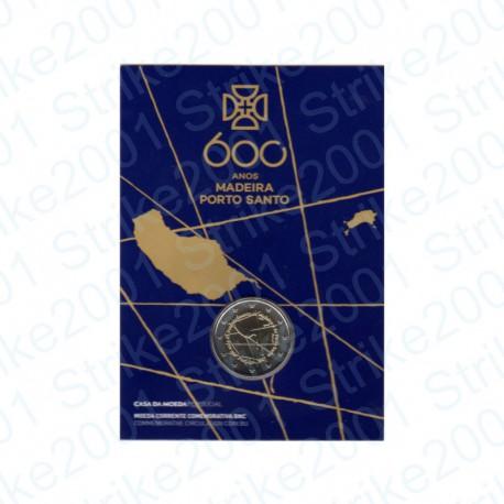Portogallo - 2€ Comm. 2019 FDC Isola di Madeira in Folder