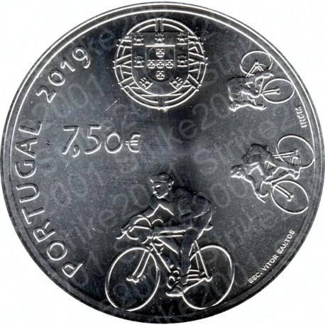 Portogallo - 7,5€ 2019 Joaquim Agostino FDC