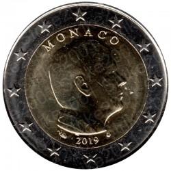 Monaco 2019 - 2€ FDC