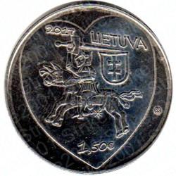 Lituania - 1,5€ 2017 FDC Fiera San Casimir