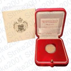 Monaco - 2€ Comm. 2019 FS Honoré V