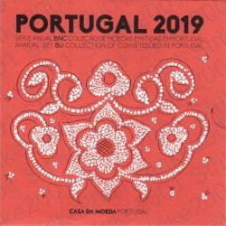 Portogallo - Divisionale Ufficiale 2019 FDC