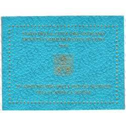 Vaticano - 2€ Comm. 2019 FDC Cappella Sistina in Folder